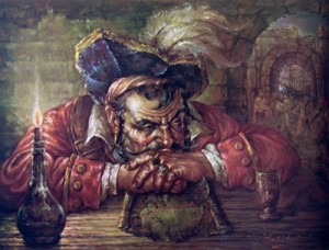 The Pirate - Endre Szabo