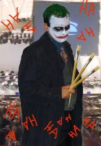 The Joker is Coming